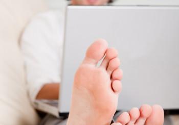 Homens: cuidar dos pés faz parte da boa saúde e qualidade de vida