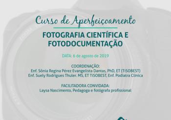 FOTOGRAFIA CIENTÍFICA E FOTODOCUMENTAÇÃO